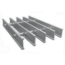 Hot DIP Galvanized Grille Finish Plain Steel Bar Grating for Floor