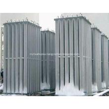 LOX LIN LAR LNG Ambient Air Vaporizers
