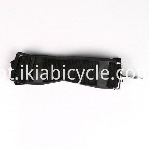 Black Cycle Luggage Belt