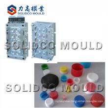 Plastic mineral water bottle cap mould