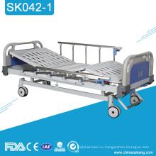 SK042-1 портативный ручной больницы кровать