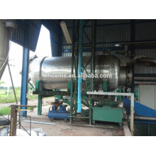 10T/H-80T/H Superior crude Continuous and automatic palm kernel oil refinery equipment