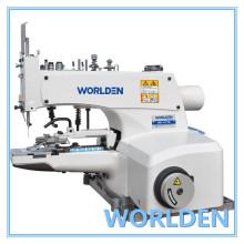 WD-1377 alta velocidade botão anexar a máquina de costura Industrial