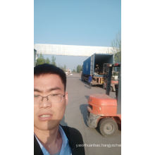 1m3-1000m3 GRP assembled firefighting water tank on ground