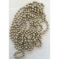 Top Grade Roller Blinds Steel Chain Bead 4.5mmX6mm