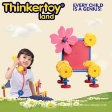 Blocs de bricolage éducatifs Blocks de jouets intellectuels