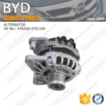 OE BYD spare Parts alternator 476ZQA-3701100