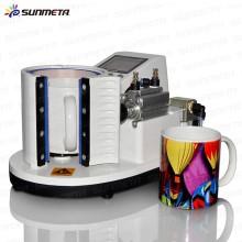 Automatische Digital-Becher-Hitze-Presse-Maschine für Verkauf