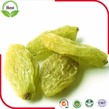 Anúncio de qualidade superior secas passas verdes à venda