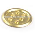 OEM manufacturer welding brass flange for heating element