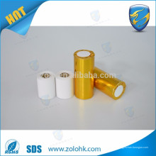 Gran reputación imprescindible en blanco de papel térmico sensibles al calor rollo de papel con capa de cobertura