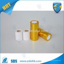 Grande rolo de papel térmico sensível ao calor, com grande capacidade de impressão, com camada de cobertura