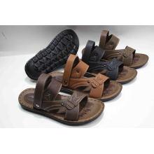 Chaussures de plage classiques pour hommes avec PU Upper (SNB-12-005)
