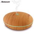 2018 Alibaba Best Seller 400ml Unique Diffuser Pormo Gift Car Room Air Freshener Wooden Grain Essential Oil Aroma Diffuser