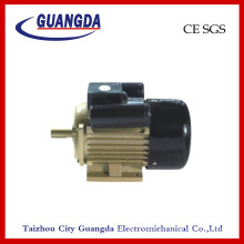 CE SGS 1.1kw Air Compressor Motor Black