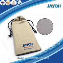 Impression Logo Microfiber Bag para teléfono celular