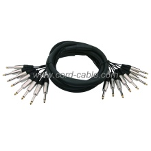 DMB Series Multi-channel Stage Snake Cable Mono Jack to Mono Jack