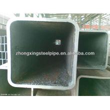 EN10210 Rechteck Stahl Rohr