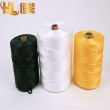 Chine corde en polypropylène bleu 3 brins