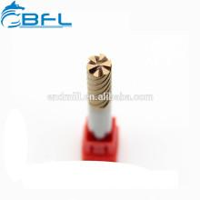 BFL Carbide 6 Flutes Finishing End Mills