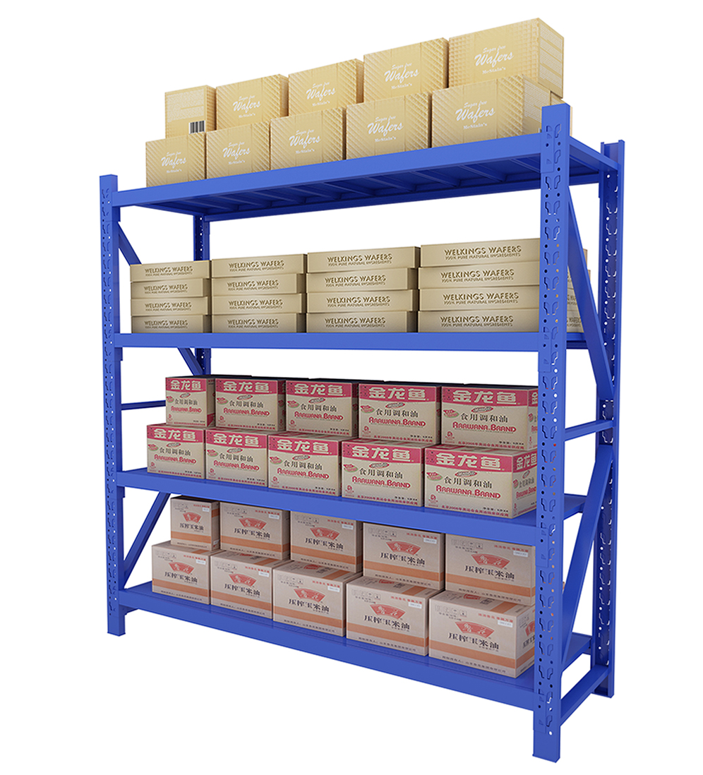 Metal Hot Sale Warehouse Shelves