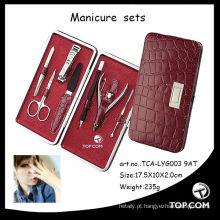 Kit de cuidados com as unhas Alemanha qualidade, qualidade de Alemanha de ferramenta de unha, manicure set para farmácia