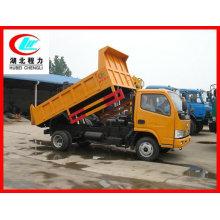 DFAC waste dump truck
