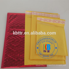 joint joint argent VMPET poly bubble mailer