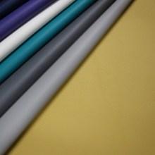 Semi sintético couro PU para mobiliário de exterior