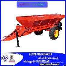 Propagador multifuncional do adubo da maquinaria de exploração agrícola para o trator de Yto