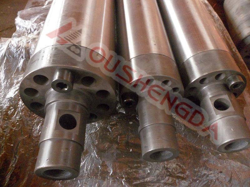 Conjunto de parafusos de moldagem por injeção / pontas para máquinas de plástico (elemento de parafuso)