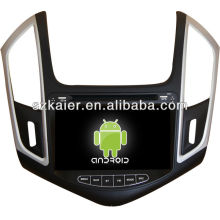 HOT! Voiture dvd pour la version 4.2.2 Android System 2014 Chevrolet Cruze