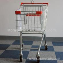 Supermarket Folding Shopping Carts