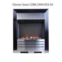 Lareira elétrica interna Dz8 Ss com inserção
