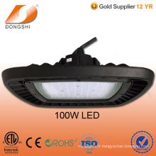 Nouveau éclairage de plafond d'entrepôt d'usine de baie de 100W LED de style d'UFO