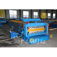 Double Layer Roll Forming Machine Untuk Ubin