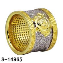 Завод Оптовая Хип-Хоп Ювелирные Изделия Кольцо Серебро 925