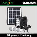 5W weg von der Gitter-Solarenergie beleuchtet das System, das in Afrika am besten verkauft