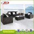 Patio Furniture Rattan Furniture Sofa Set Outdoor Garden Furniture (DH-N9024)