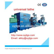 Cnc de alta precisão usado máquina de torno universal para venda quente com boa qualidade