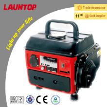 single phase recoil start 650w petrol generator