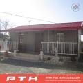 China Prefabricated Modular Light Steel Villa House Building