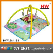 Brinquedo macio do tapete do bebê da esteira do bebê do design novo 2015