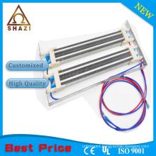 PTC thermistor heater