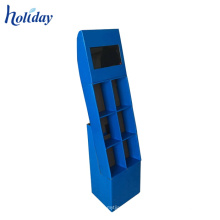 Retail Store Advertising LCD Pop Display,Customized Cardboard Lcd Display