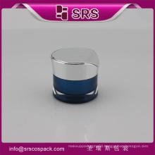 Manufacturers wholesale plastic luxury cosmetic 30ml acrylic empty skin care jar