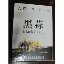 Здоровый и вкусный ингредиент для готовки ----- Чёрный чеснок