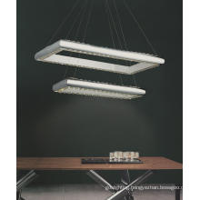 Modern New Design LED Crystal Pendant Light (MP90066-150WA)