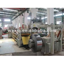 máquina de corte de folha de metal/aço
