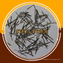Hooked Steel Fibra / fibra de aço / fibra de aço de concreto